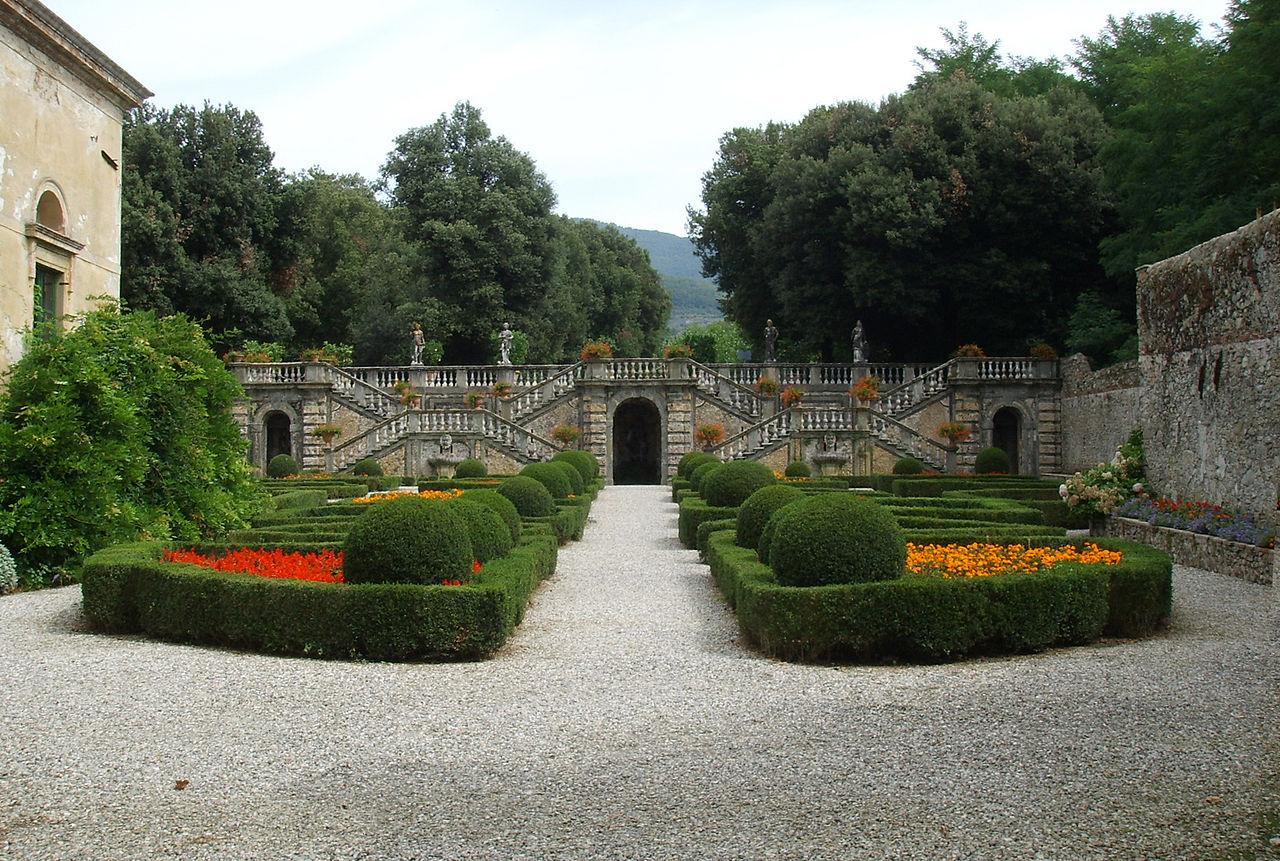 Ficheiro villa torrigiani di lucca giardino all 39 italiana - Giardino all italiana ...
