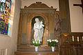Villabé - Eglise - statue - IMG 5255.jpg