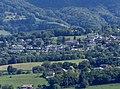 Village de Montcel vu des hauteurs d'Épersy (septembre 2021).JPG