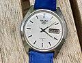 Vintage Seiko 5 wristwatch.jpg