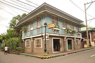 Mauban - Image: Virgilio Pansacola Ancestral House