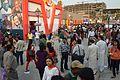 Visitors - 38th International Kolkata Book Fair - Milan Mela Complex - Kolkata 2014-02-09 8785.JPG