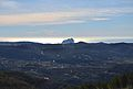 Vista cap al penyal d'Ifac des del Tossal Gran, Llíber.JPG
