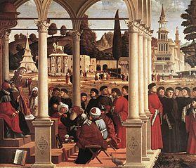 La dispute de saint Etienne