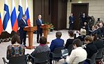 Vladimir Putin and Sauli Niinistö 22.3.2016 in Novo-Ogarevo 04.jpg
