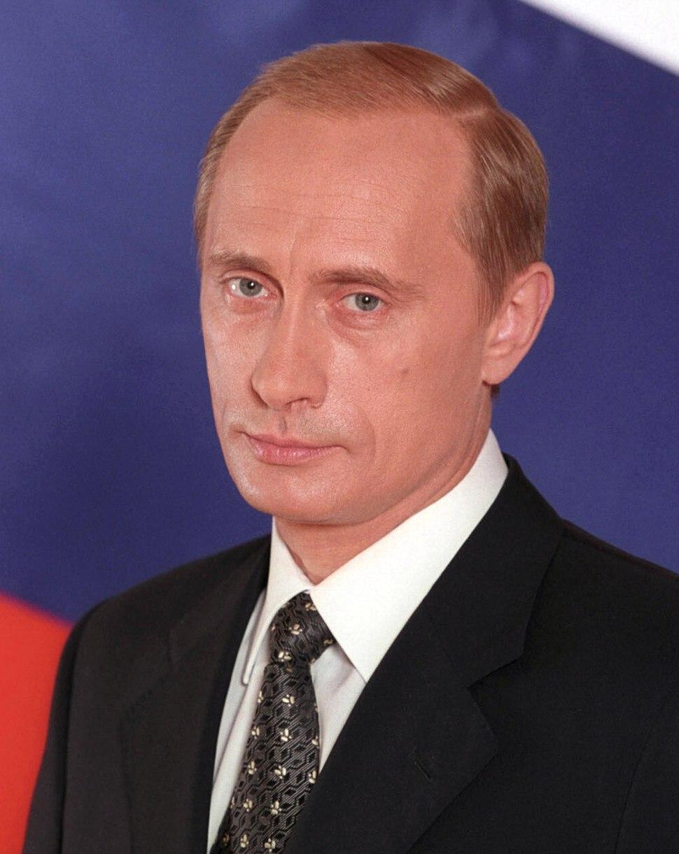 Vladimir Putin official portrait (cropped)