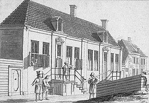 Cornelis Pronk - Image: Voc hoorn 1727