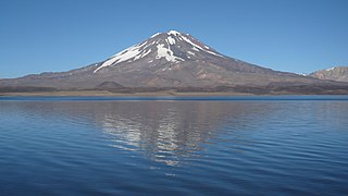 Maipo (volcano) mountain in Argentina and Chile