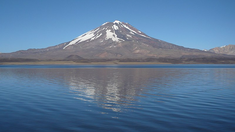 File:Volcan Maipo et sa Lagune.JPG