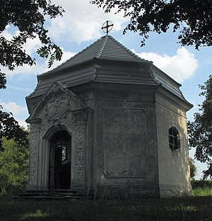 Vollrathsruhe - Image: Vollrathsruhe Kapelle