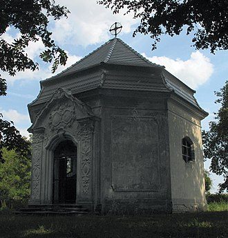 Vollrathsruhe - Image: Vollrathsruhe Kapelle