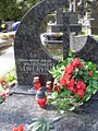 Włodzimierz Seweryński grób.JPG