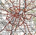 WIG Mapa Operacyjna Polski - 53 Poznań 1935 (Poznań).jpg