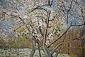 WLANL - arts of akki - De Roze Perzikboom, Vincent van Gogh, 1888, detail 3.jpg