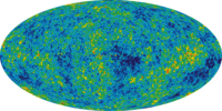 WMAP full-sky temperature map