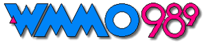 WMMO - Former logo of the radio station used from August 19, 1990 through 31 January 2001