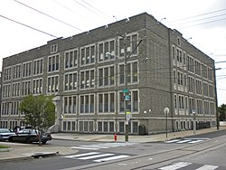 W H Harrison School Philly.JPG