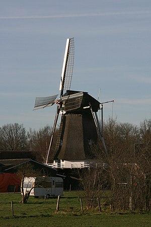 Wachtum - Windmill De Hoop