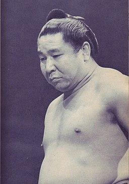 Wakanohana I 1961 Scan10003