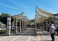 Walkway canopies in Konak 01.jpg