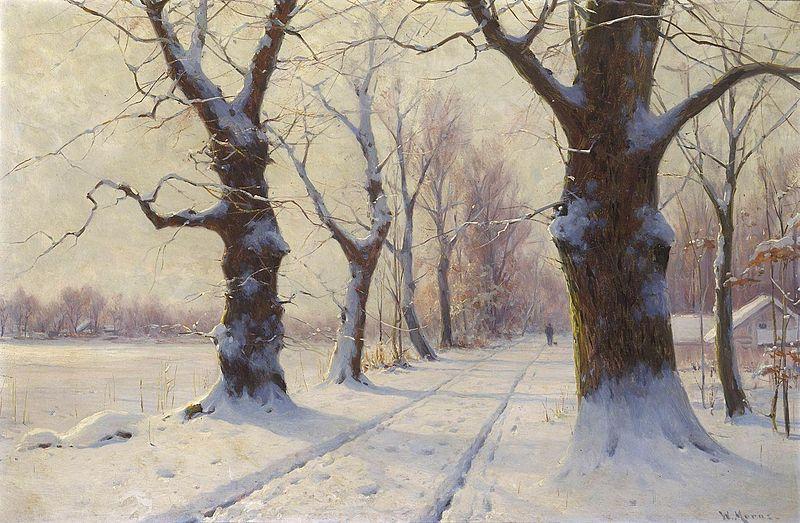 File:Walter Moras - Winterliche Allee.jpg