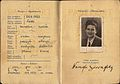 Wanda Sieradzka in a 1947 Polish passport.jpg