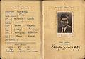 Wanda Sieradzka in a 1947 Polish passport.jpg