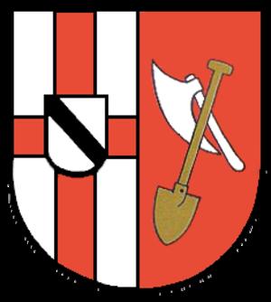 Ammeldingen bei Neuerburg - Image: Wappen Ammeldingen bei Neuerburg