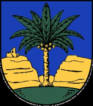 Bad Berka - Image: Wappen Bad Berka