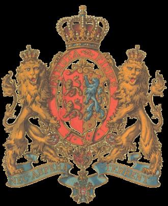 Duchy of Brunswick-Lüneburg - Arms of the Dukes of Brunswick-Wolfenbüttel.