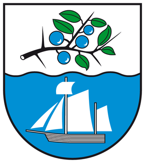 Dranske - Image: Wappen Dranske
