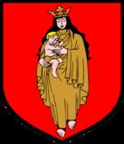 Das Wappen von Genthin