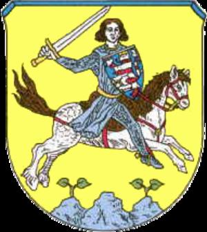 Grebenstein - Image: Wappen Grebenstein