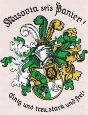Wappen Jagdcorps Masovia