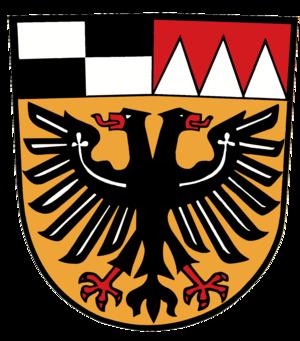 Franconian Circle - Image: Wappen Landkreis Ansbach