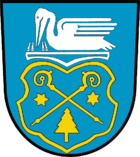 Coat of arms of the city of Luckenwalde