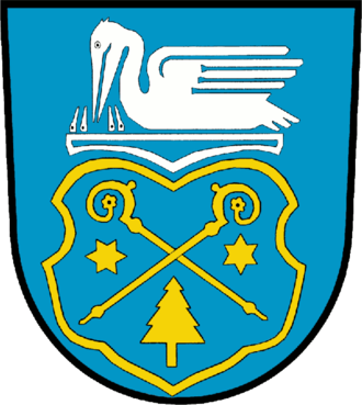 Luckenwalde - Image: Wappen Luckenwalde