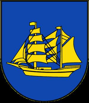 Neuharlingersiel - Image: Wappen Neuharlingersiel