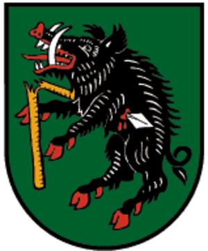 Kremsmünster - Image: Wappen at kremsmuenster