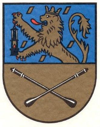 Friedrichsthal - Image: Wappen friedrichsthal saar