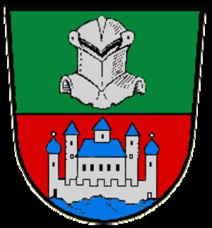 Weiltingen - Image: Wappen von Weiltingen
