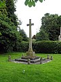 War Memorial, Ashwelthorpe, Norfolk - geograph.org.uk - 852988.jpg