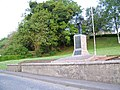 War Memorial, Canonbie - geograph.org.uk - 826938.jpg