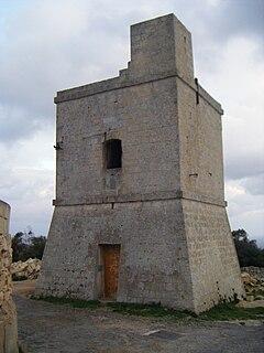 Wardija Tower