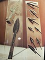 Warring States Bronze Spear & Arrowheads.jpg