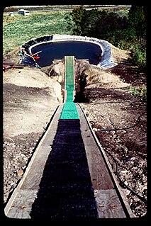 Aerials water ramps