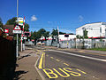 Watford North level crossing.jpg