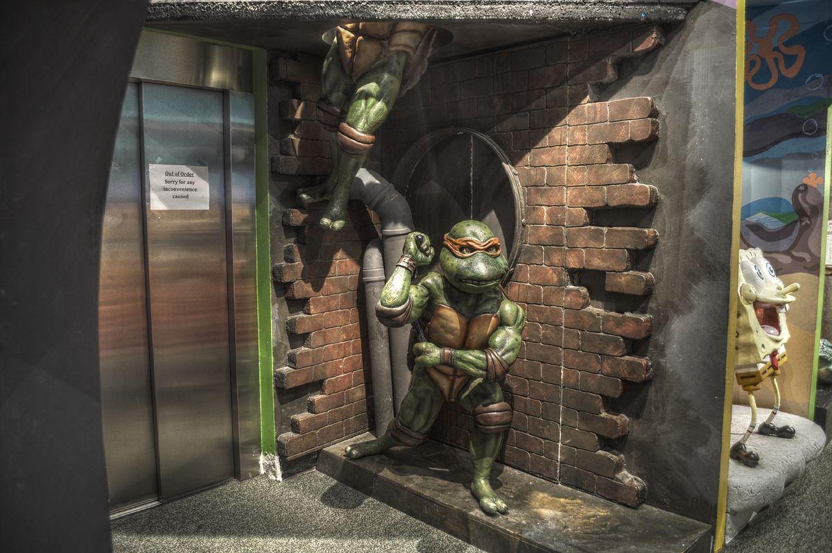 Michelangelo tortues ninja wikip dia - Rat dans tortue ninja ...