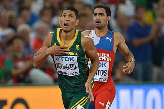 2015 World Championships in Athletics – Mens 400 metres