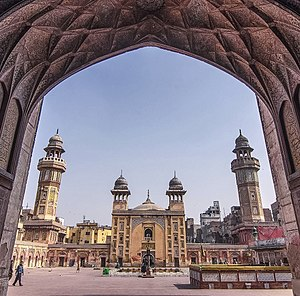 Wazir khan mosque entry.jpg